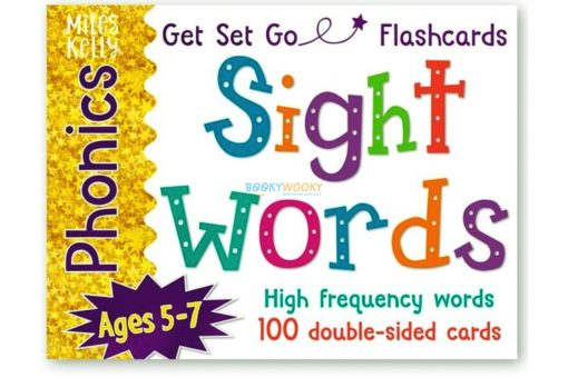 Phonics Get Set Go Flashcards Sight Words 9788184993271 cover page (1)