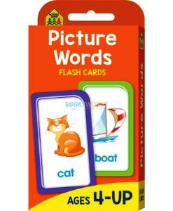 Picture Words Flash Cards 9781488933646 cover page