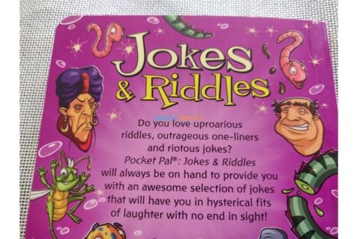 Pocket Pal Jokes & Riddles (3)