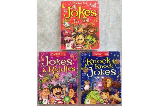 Pocket Pal Jokes & Riddles (4)