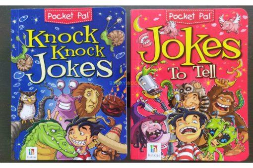 Pocket Pal Jokes to Tell (2)