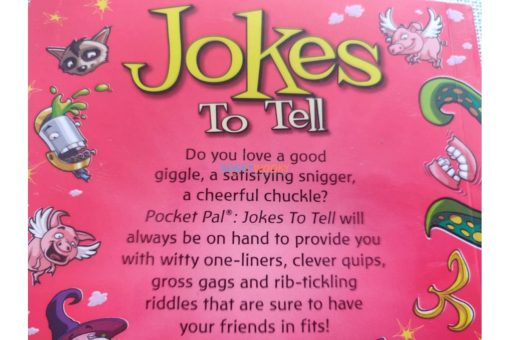 Pocket Pal Jokes to Tell (3)
