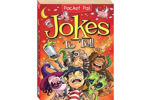 Pocket Pal Jokes to Tell 9781741821208 cover page