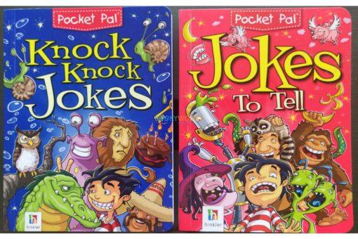 Pocket Pal Knock Knock Jokes (4)