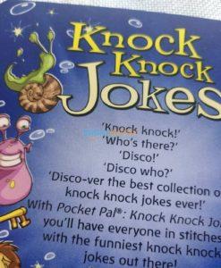 Pocket Pal Knock Knock Jokes (5)