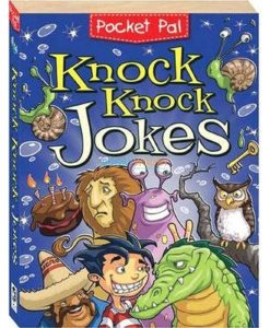 Pocket Pal Knock Knock Jokes 9781741857887 cover page