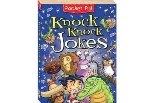 Pocket Pal Knock Knock Jokes 9781741857887 cover page