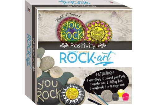Positivity Rock Art 9781488917851