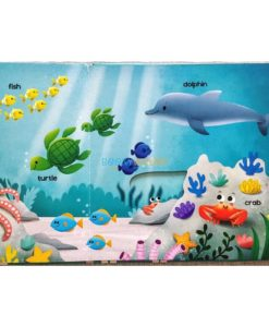 Push Pull and Pop Boardbooks (2 titles) - First Words Animals (4)