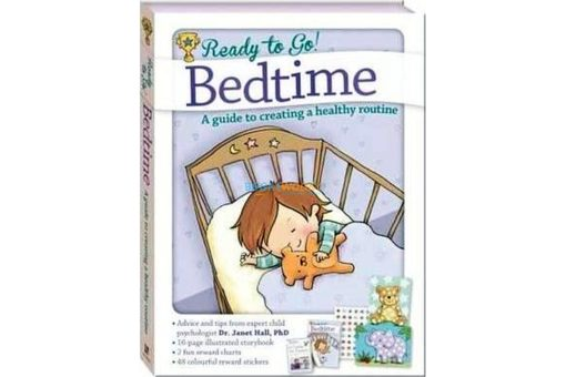 Ready to Go Bedtime 9781743677735 cover page