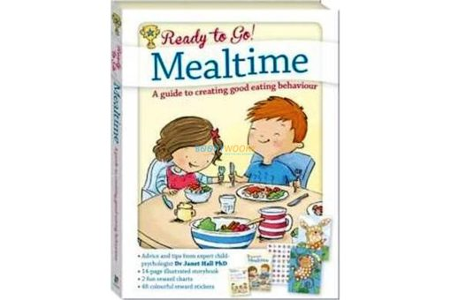 Ready to Go Mealtime 9781488904981 cover page