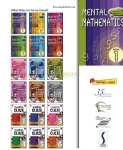 SAP Mental Mathematics Book 1 (2)
