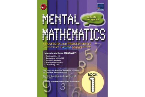 SAP Mental Mathematics Book 1 9788184994414 (1)