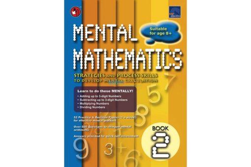 SAP Mental Mathematics Book 2 9788184994421 (1)