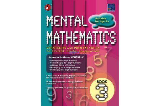SAP Mental Mathematics Book 3 9788184994438 (1)