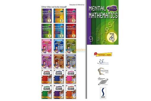 SAP Mental Mathematics Book 4 (2)
