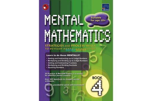 SAP Mental Mathematics Book 4 9788184994445 (1)