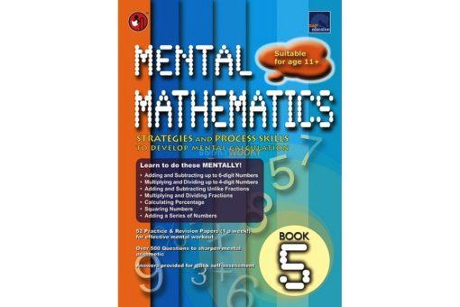 SAP Mental Mathematics Book 5 9788184994452 (1)