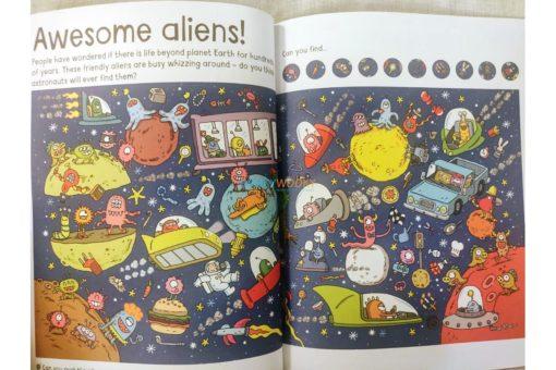 Seek and Find Space (2)