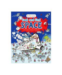 Seek and Find Space 9781408870037 (1)