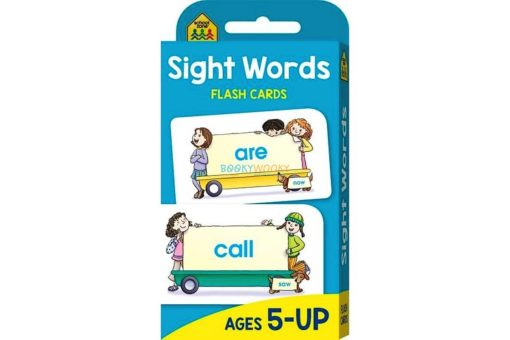 Sight Words Flash Cards 9781488933622 cover page