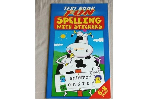 Spelling with Stickers Blue (2)