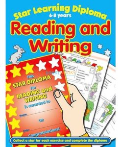 Star Learning Diploma Reading and WritingStar Learning 9781845310318 cover page
