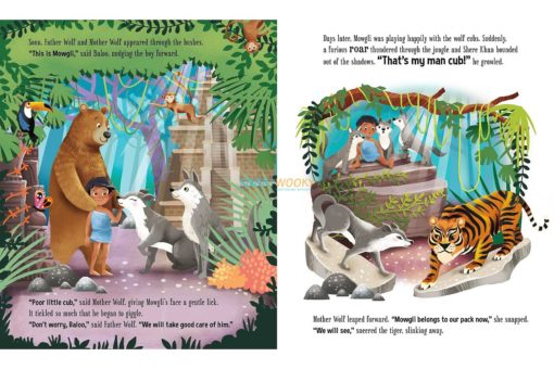 The Jungle Book (3)