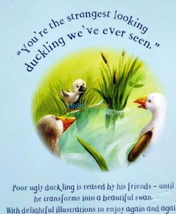 The Ugly Duckling (3)