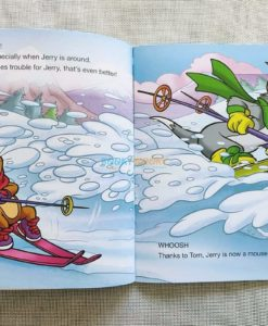 Tom and Jerry Early Readers Winter Wipeout (2)