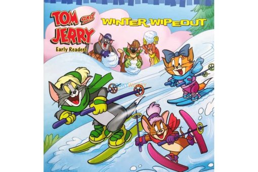 Tom and Jerry Early Readers Winter Wipeout 9789388384926 (1)