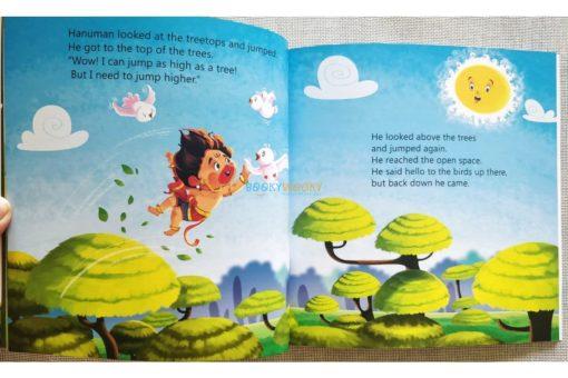 Up Up and Away Hanuman (5)