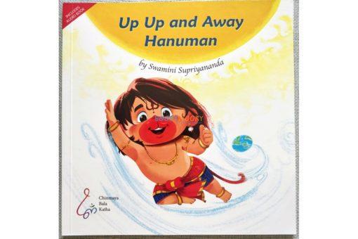 Up Up and Away Hanuman 9788175977600 (1)