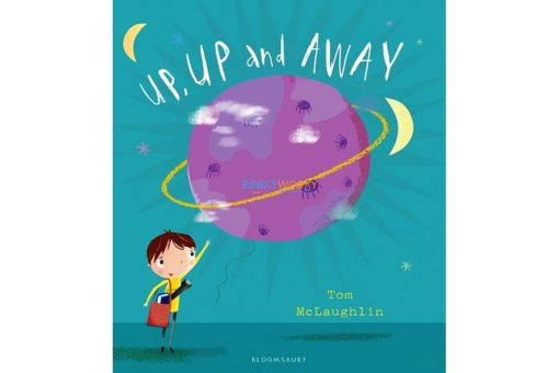 Up Up and Away hardcover - 9781408870150