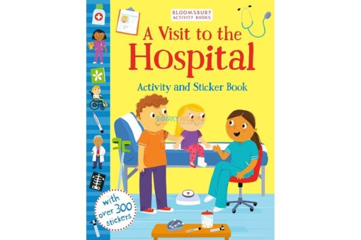 A Visit to the Hospital 9781526606457 (1)