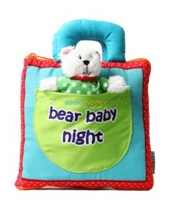 Bear Baby Night cover page