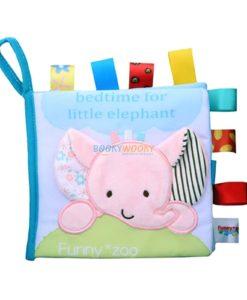 Bedtime for Little Elephant cover