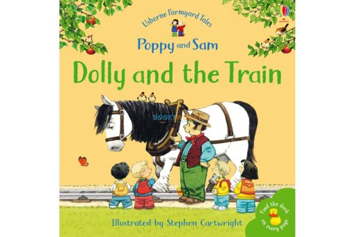 Dolly and the Train 9780746063095 (1)