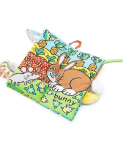 Garden Tails Cloth Book- 4 titles (2)