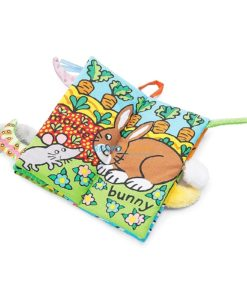 Garden Tails Cloth Book- 4 titles (3)