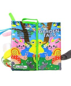 Garden Tails Cloth Book- 4 titles (4)
