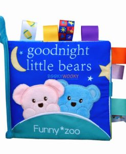 Goodnight Little bears cover page