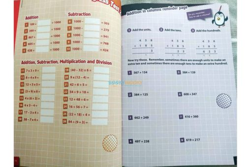 Let's Do Addition and Subtraction for Ages 10-11 (4)