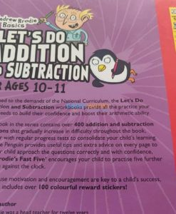 Let's Do Addition and Subtraction for Ages 10-11 (8)