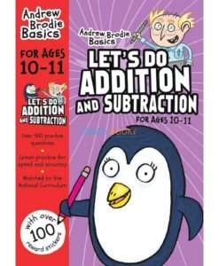 Let's Do Addition and Subtraction for Ages 10-11 9781472926289 (1)