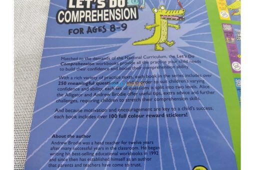 Let's Do Comprehension for Ages 8-9 (8)