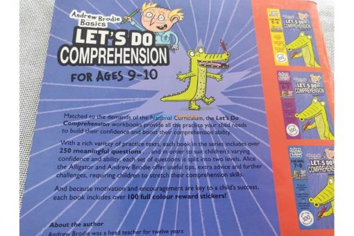 Let's Do Comprehension for Ages 9-10 (7)
