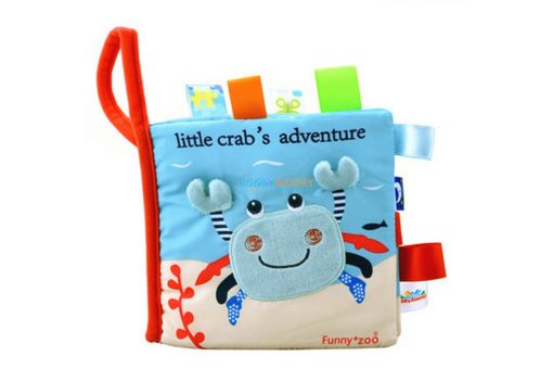 Little Crabs Adventure cover page