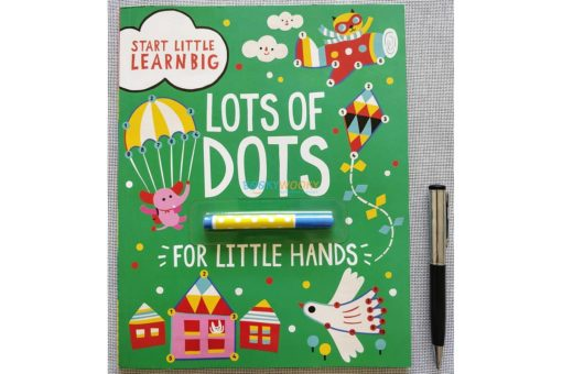 Lots of Dots for Little Hands Wipe Clean (2)