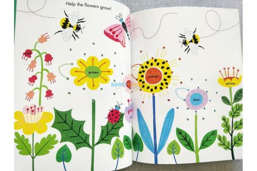 Lots of Dots for Little Hands Wipe Clean (6)